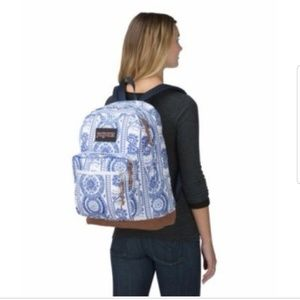 NWT Jansport backpack with laptop comparment.